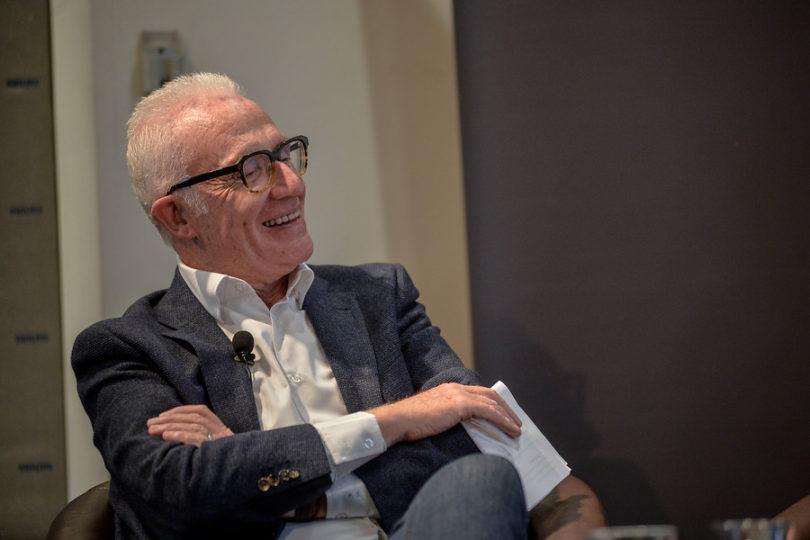 """La inédita aparición de Pedro Carcuro en """"Bienvenidos"""" como """"rostro"""" de Canal 13"""