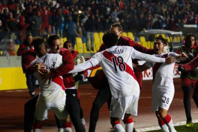Uruguay cae ante Perú en penales y se despide de Copa América