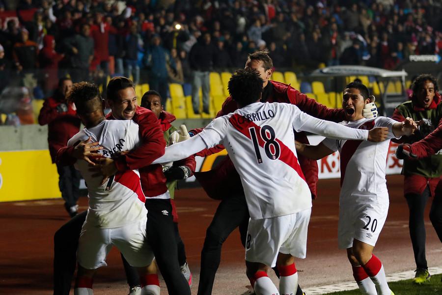 """""""Uruguay cae ante Perú en penales y se despide de Copa América"""""""