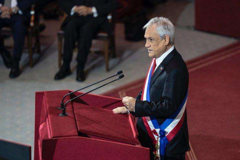 """Piñera y su balance: """"El 2018 fue un buen año para Chile"""""""