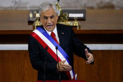 """""""¿Ninguno de los tres intendentes que nombró le dijo…?"""": la omisión de Piñera en la Cuenta Pública que sacó ronchas en las autoridades de Atacama"""
