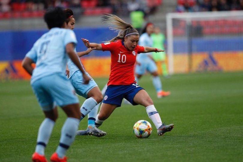 La Roja lo dio todo ante Tailandia pero quedó eliminada del Mundial Femenino