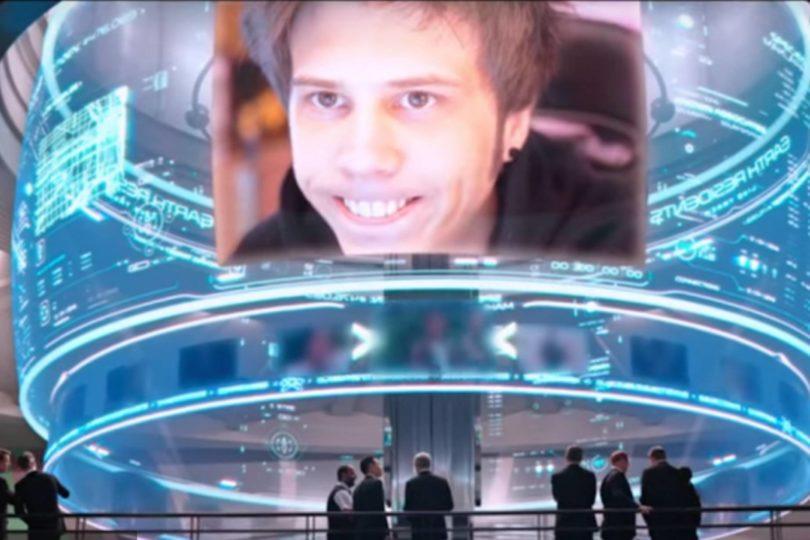 VIDEO   Así fue como el youtuber El Rubius logró aparecer en Men in Black: International
