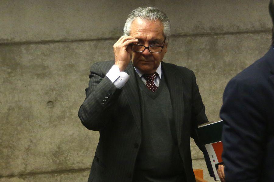 """""""Pedro Sabat quedó sin medidas cautelares tras ser formalizado por negociación incompatible"""""""