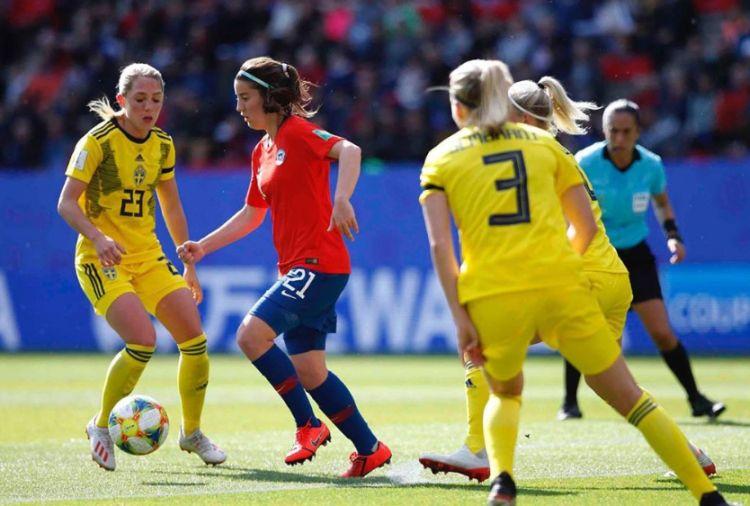 Debut de la Roja en el Mundial Femenino lideró el rating y dobló a la competencia
