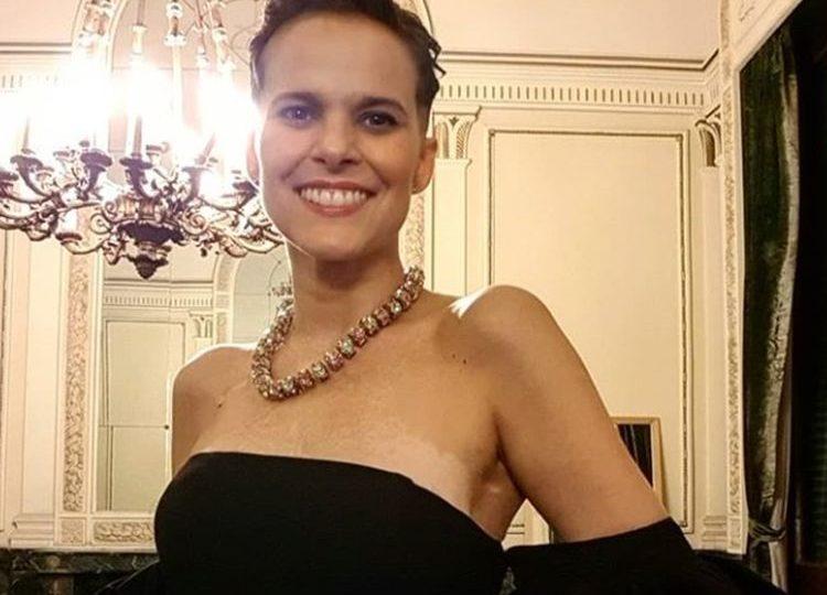 Javiera Suárez se encuentra internada en la Clínica Alemana