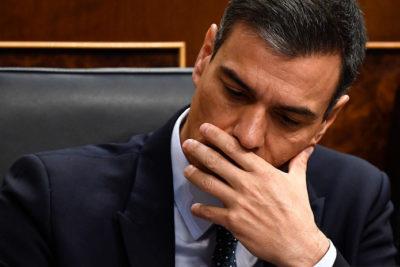 El socialista Pedro Sánchez no obtiene el respaldo del Congreso para ser presidente
