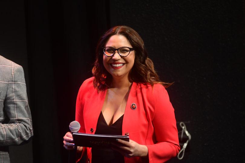 Alejandra Valle fue despedida de La Red tras comentario contra Carabineros