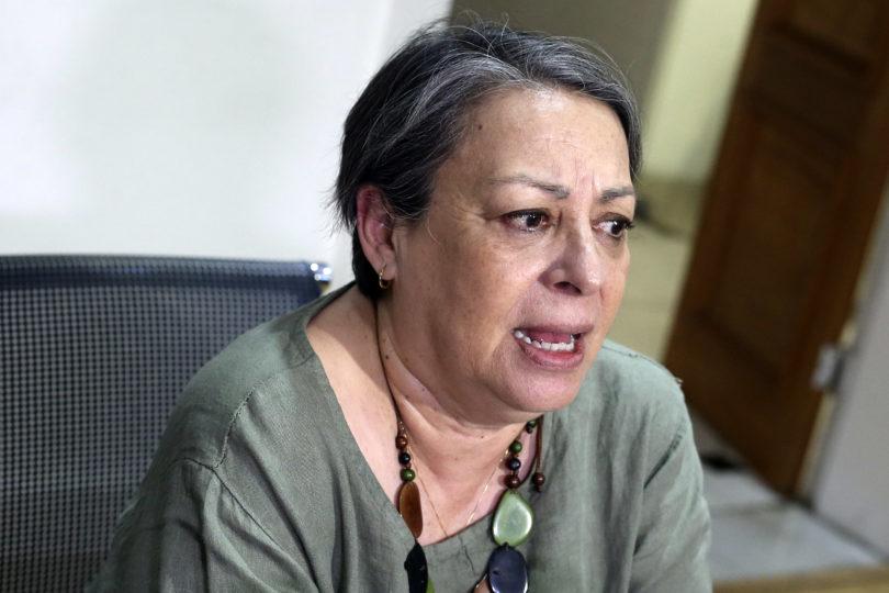 """""""Cuídate mucho"""": la amenaza que recibió por WhatsApp la directora del INDH"""