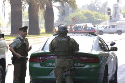 Familia denuncia paquete sospechoso en Vitacura y genera operativo del GOPE