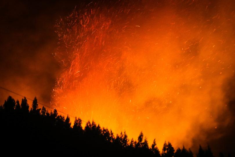 Más de 100 incendios incontrolados en el Artico por las elevadas temperaturas