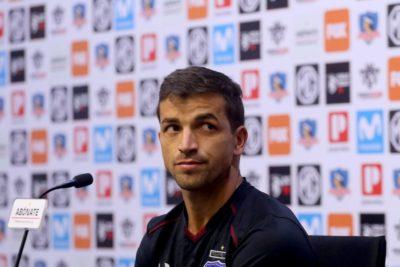 """Gabriel Costa: """"La confianza que me da Mario Salas es importante"""""""