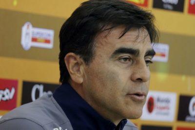 """Gustavo Quinteros: """"Tenemos que jugar a nuestro mejor nivel ante Huachipato"""""""