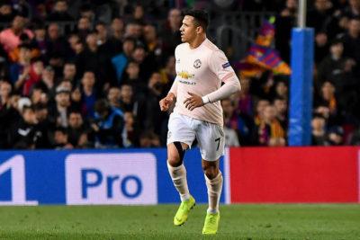 """DT de Manchester United pone sus esperanzas en Alexis: """"Nos va dar fácilmente 20 goles"""""""