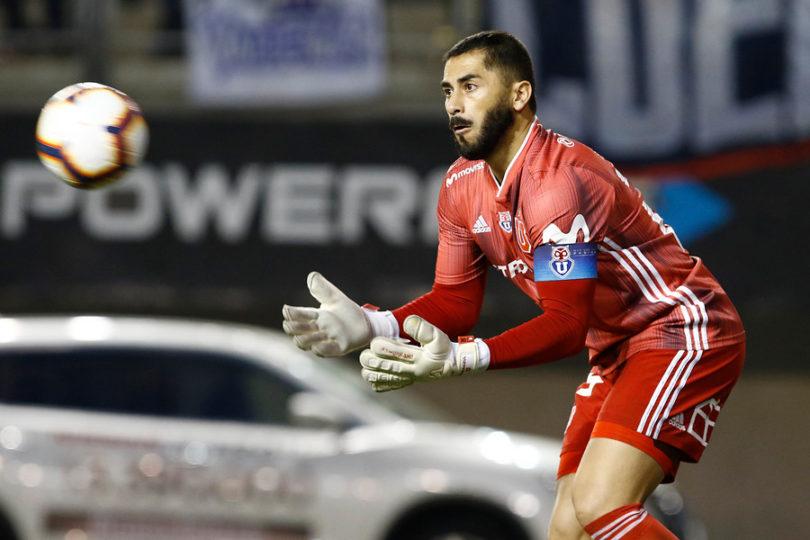 La U confirma que Johnny Herrera no fue citado ante Palestino por lesión