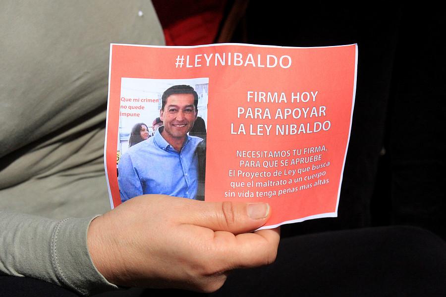 """Comisión aprobó por unanimidad """"Ley Nibaldo"""""""