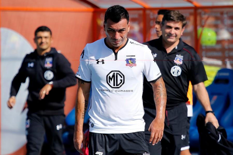 Esteban Paredes no fue convocado para el partido de Colo Colo ante Everton