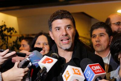 El mensaje del diputado Marcelo Díaz tras quiebre con Millaray Viera