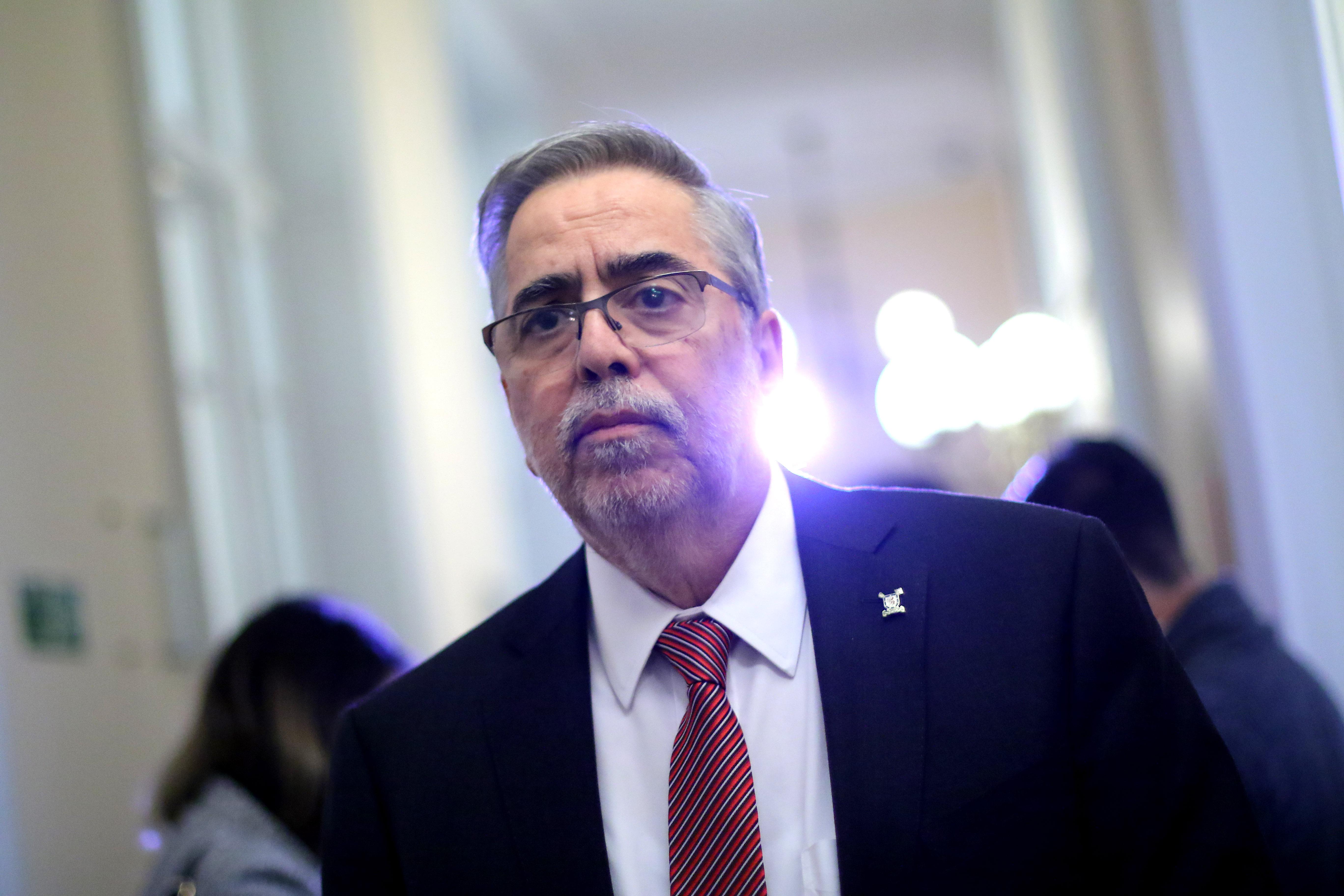 """""""Corte de Apelaciones ratificó a Juan Manuel Zolezzi como rector de la Usach"""""""
