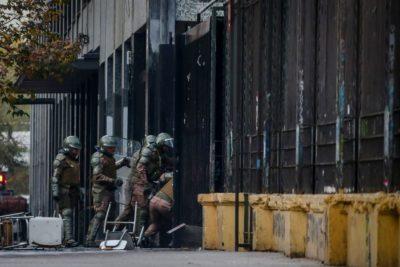Piden a Fiscalía un equipo especial para indagar violencia en Instituto Nacional