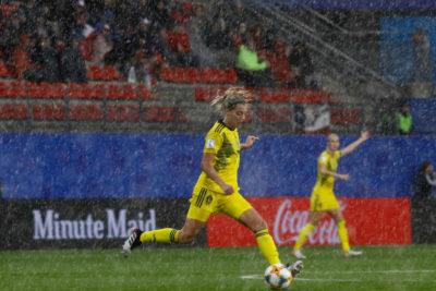 Suecia derrota a Inglaterra y se queda con el tercer lugar del Mundial Femenino