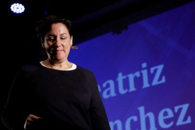 """Beatriz Sánchez: """"No creo que el Frente Amplio sea feminista"""""""