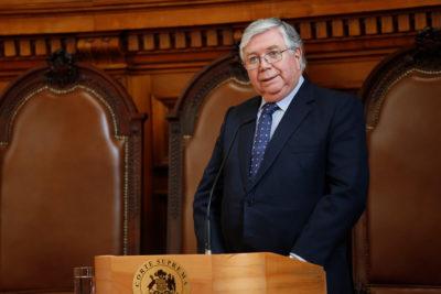 """Suprema responde a críticas de Piñera: """"Hay un deber de la autoridad superior del Estado que no se está ejerciendo"""""""
