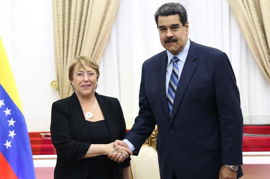 """Maduro: """"El informe de Bachelet está cargado de mentiras"""""""