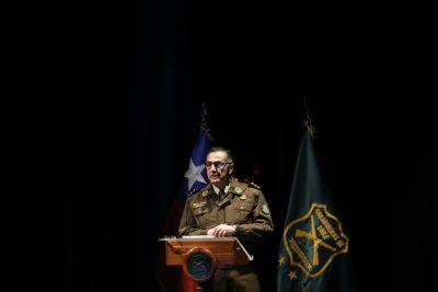 """VIDEO   General Director de Carabineros: """"Esto ha sido un golpe para nuestra institución"""""""