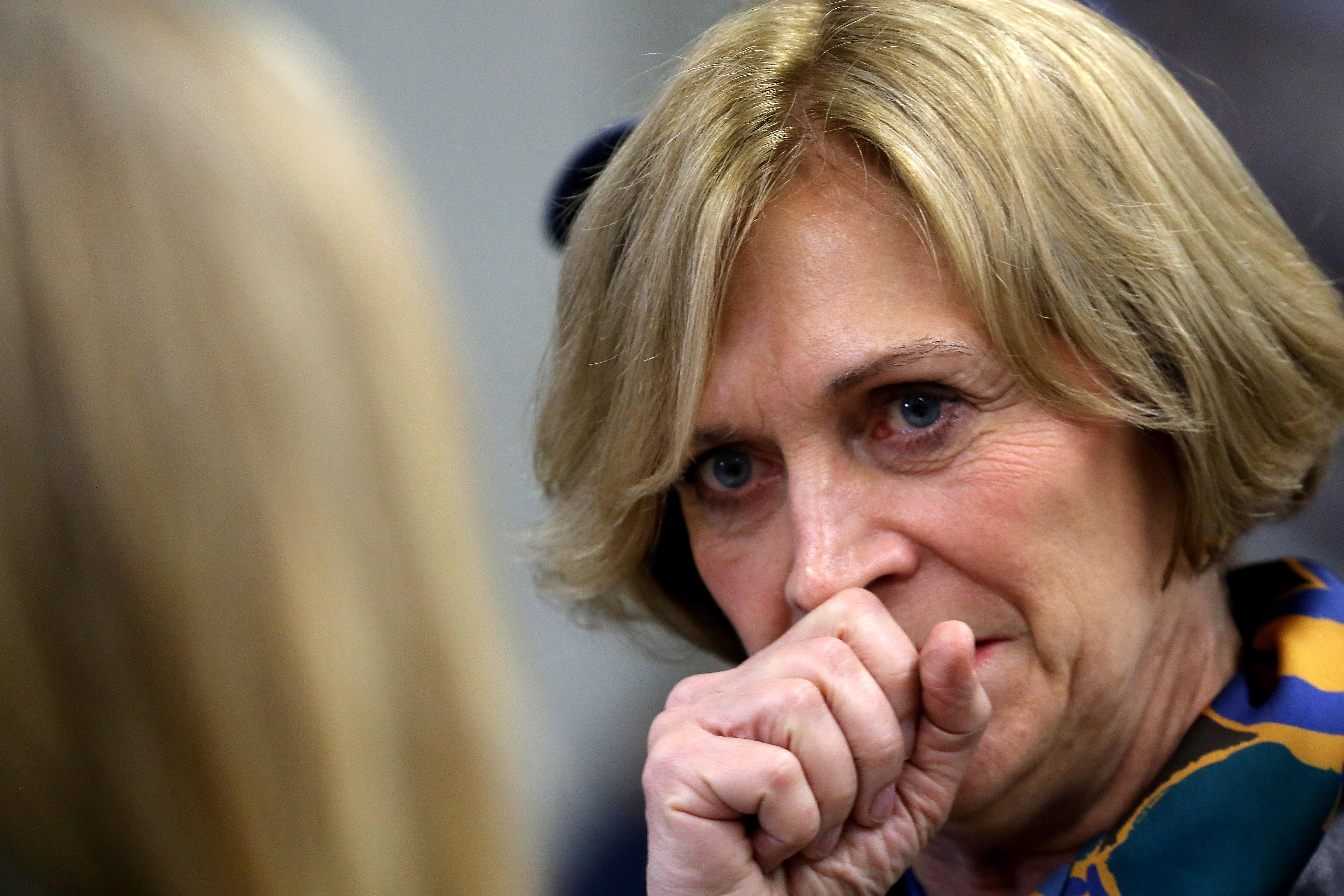 """Evelyn Matthei reaccionó al matinal de Cathy Barriga: """"En Providencia no sería bien visto"""""""