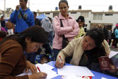 Venezolana que perdió su hijo en gestación acusó demoras del Consulado en Tacna