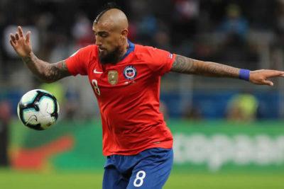 Arturo Vidal titular: La Roja tiene oncena confirmada para medirse ante Argentina