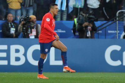 """DT del Manchester United por lesión de Alexis: """"Espero que esté en condiciones para entrenar"""""""