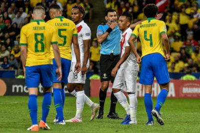 """Roberto Tobar tras la final de Copa América: """"El VAR es una herramienta muy útil"""""""