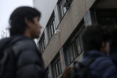 Así funcionan las cámaras de vigilancia que se instalaron en el Instituto Nacional