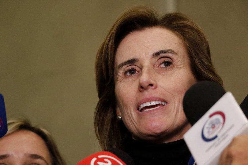 Ministra Cubillos descartó reponer proyecto de Admisión Justa en el Senado