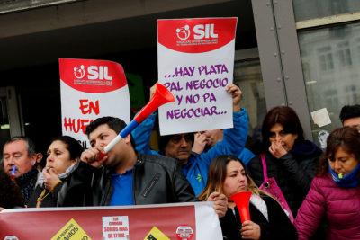 Sindicato Interempresas de Lider alcanza acuerdo con Walmart y depone huelga