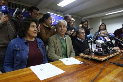 Profesores denuncian descuentos en remuneraciones tras paro docente