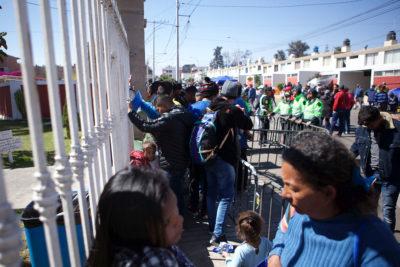 Locutor peruano llama a venezolanos a tomarse el consulado chileno en Tacna