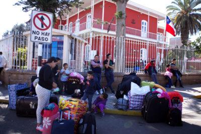 Chahuán y Tarud piden nota de protesta de Cancillería tras amenaza del gobernador de Tacna