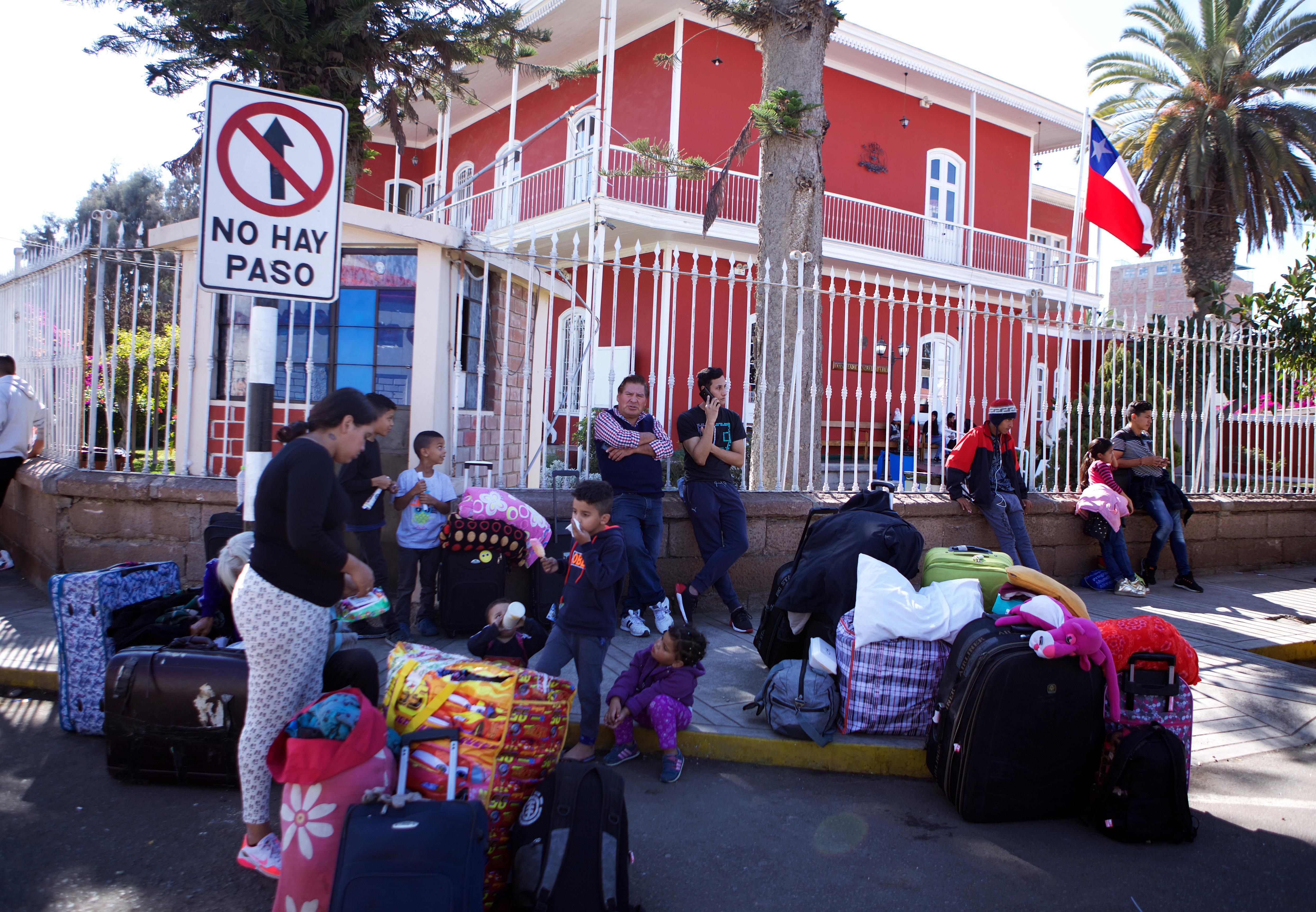 """""""Chahuán y Tarud piden nota de protesta de Cancillería tras amenaza del gobernador de Tacna"""""""