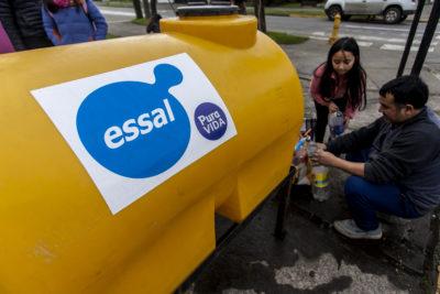 Las millonarias multas que acumula Essal por contaminación e incumplimientos de servicios