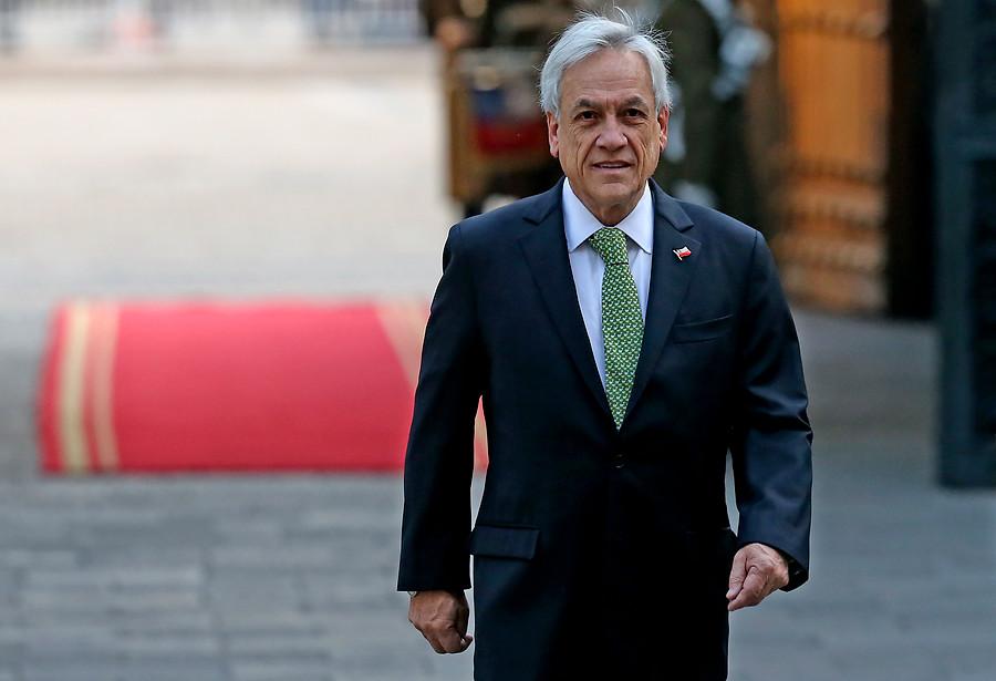 Piñera vincula aumento de migrantes con el desempleo