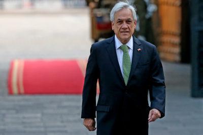 Piñera suspende viaje a Google por emergencia en Osorno