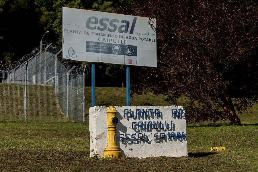 Operario de Essal reconoce error y acusa precariedad en planta