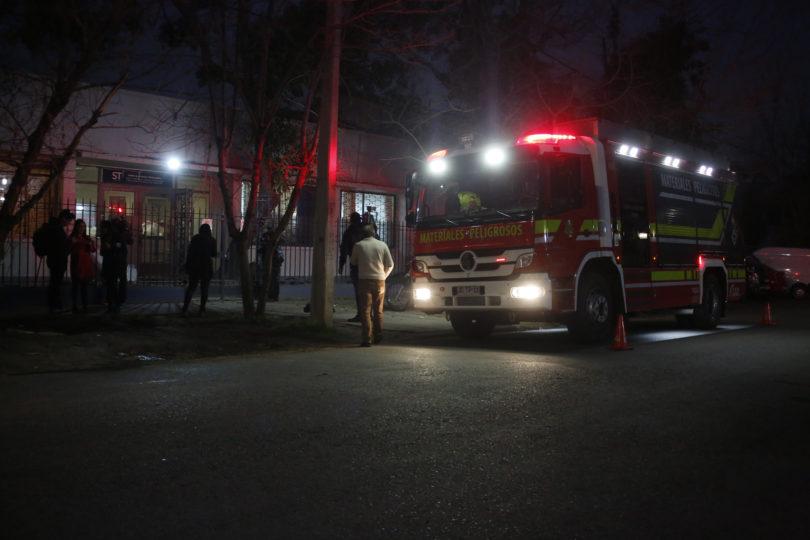 Explosión por acumulación de gas dejó una persona herida en Valparaíso