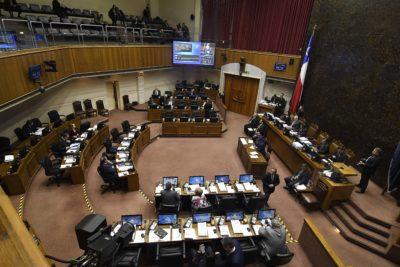 Senado aprueba proyecto para derogar la Ley Reservada del Cobre