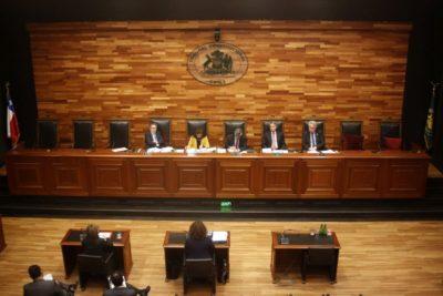 TC descarta suspender el procedimiento contra el juez Marcelo Vásquez
