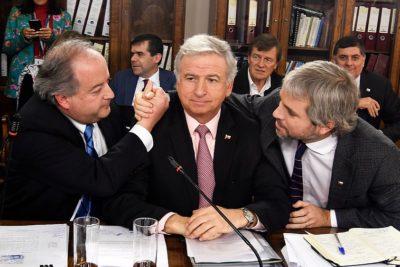 """Larraín: """"Hoy dimos un gran paso para mejorar las pensiones de los chilenos"""""""