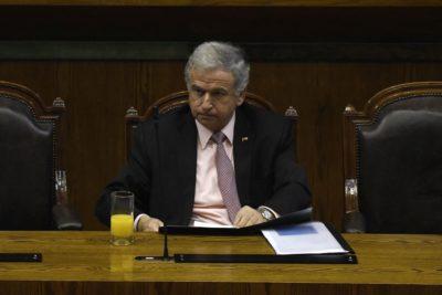 """Larraín por proyección del FMI: """"Es una buena noticia para Chile"""""""